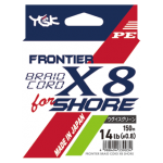 FRONTIER BRAIDCORD X8 for SHORE PE 1.2 20lb
